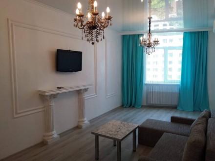 Сдается 3х комнатная квартира в ЖК Гагаринский, Аркадия с боковым видом моря. Кв. Аркадия, Одесса, Одесская область. фото 2