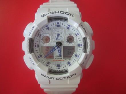 Мужские часы CASIO GA-100A(оригинал). Днепр. фото 1
