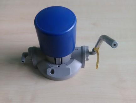 Ручний дозатор для перекачування миючого засобу з каністри. Трускавец. фото 1