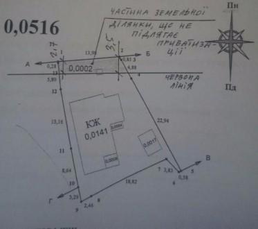 Будинок розташований за адресою вул. П.Запорожця (паралельно від будинку, через . Белая Церковь, Киевская область. фото 3