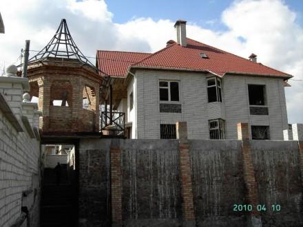 ПРОДАЖ. Будинок біля річки 50 метрів (без обробних робіт).Будинок знаходиться в . Белая Церковь, Киевская область. фото 2