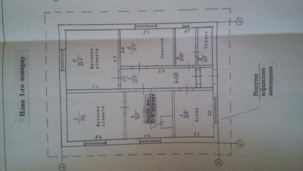 Будинок знаходиться в 5-ти хв. від садочка, поряд нова школа, тихий район, майже. Белая Церковь, Киевская область. фото 8