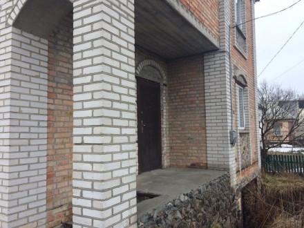 Продається двохповерховий будинок на піщаному масиві під внутрішні роботи.Загаль. Белая Церковь, Киевская область. фото 10