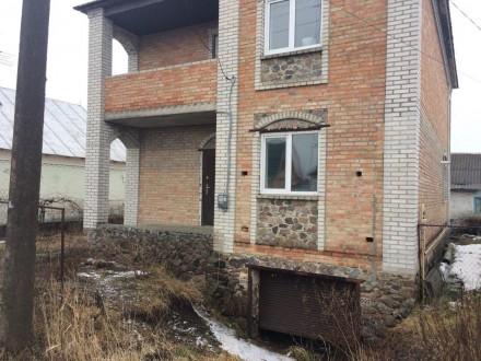 Продається двохповерховий будинок на піщаному масиві під внутрішні роботи.Загаль. Белая Церковь, Киевская область. фото 9