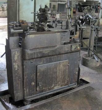 Продам токарний автомат 1А12П. Каменец-Подольский. фото 1