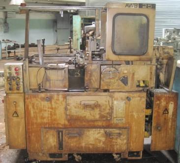 Продам токарный автомат AWB-25. Каменец-Подольский. фото 1