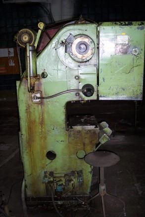 Продам   пресс КД 2322Г-16 т.с. Каменец-Подольский. фото 1