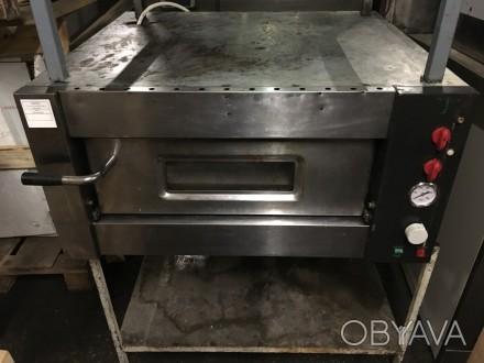 Продам печь для пиццы б/у Cuppone PA/24S рабочую с подставкой.  Находиться на с. Одесса, Одесская область. фото 1