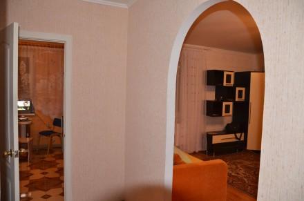 Торг возможен. Срочно. 2х квартира в новом доме. Автономное отопление.  7й этаж. Центральное, Черниговская область. фото 8