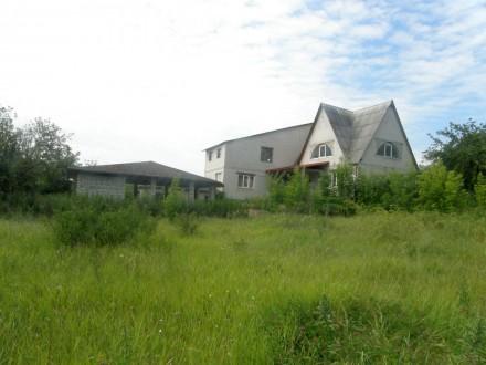 Велика Бугаевка, Дом-дача 250м2 на участке 1 Га, живописно, озеро. Васильков. фото 1