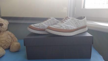 Женские кожаные туфли. Львов. фото 1