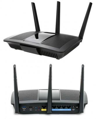 Купить новый Wi-Fi роутер Linksys EA7500 в городе Киев. Киев. фото 1