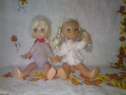 Кукла из тех времен. Донецк. фото 1