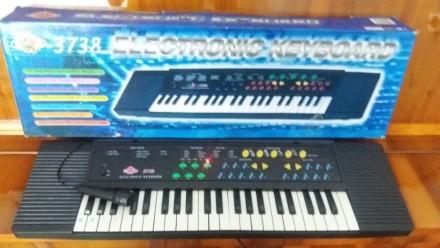 Дитяче піаніно - електронний дитячий синтезатор. Тернополь. фото 1