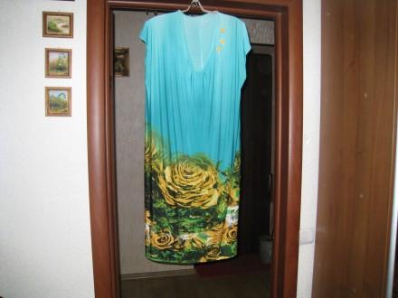продам платье 54-56 размера. Кропивницкий. фото 1