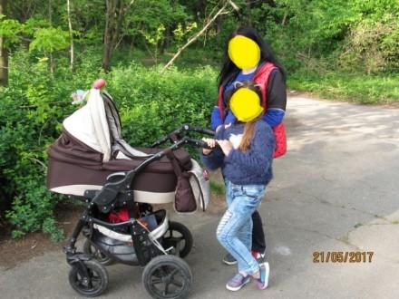 Детская коляска Anmar 2в 1. Харьков. фото 1