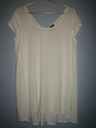 Платье 2в1 туника блуза ассиметричный крой р.38-40. Кропивницкий. фото 1