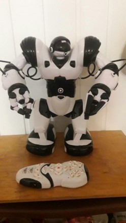 Интеррактивный робот ROBOSAPIEN X. Харьков. фото 1
