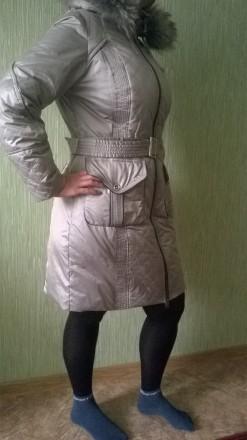 Пальто зимнее. Кременчуг. фото 1