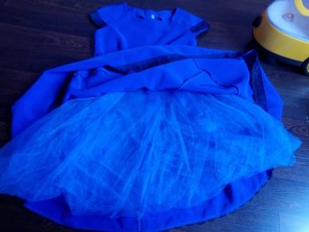 Красивое коктельное платье на выпускной или на торжественное мероприятие, цвет э. Торецк (Дзержинск), Донецкая область. фото 5