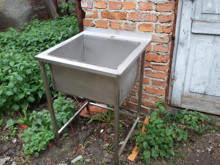 Виготовимо мийки зварні із нержавіючої сталі по Вашим розмірам , та інше професі. Львов, Львовская область. фото 9