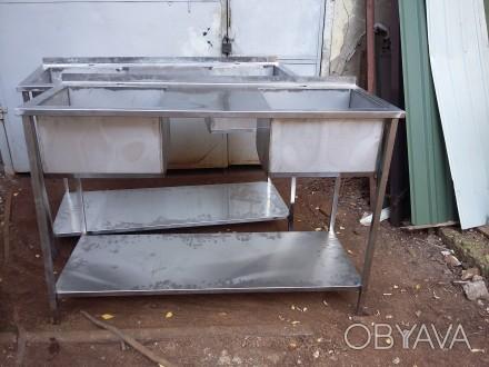 Виготовимо мийки зварні із нержавіючої сталі по Вашим розмірам , та інше професі. Львов, Львовская область. фото 1