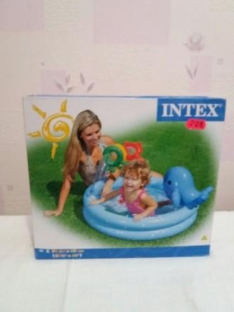Басейн дитячий Intex. Коломыя. фото 1