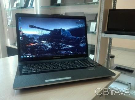 Игровой ноутбук  Samsung NP300E7Z (Танки, Дота идут легко!)