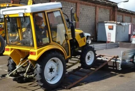 Продам срочно минитрактор Догфенг 244. В комплектацыю  трактора входит инструкци. Полесское, Киевская область. фото 5