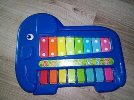 Клавишное пианино. Чернигов. фото 1