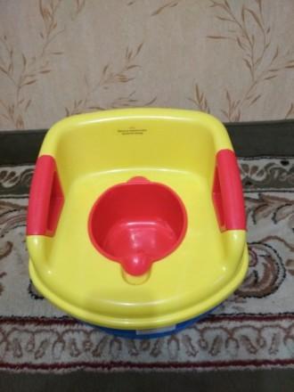 Продам детский горшок трансформер. Запорожье. фото 1
