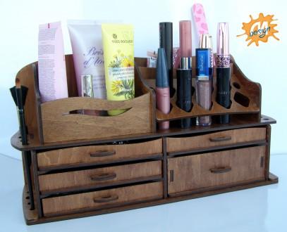Органайзер для косметики, парфюмерии, украшений, пенал, шкаф для косметики. Одесса. фото 1