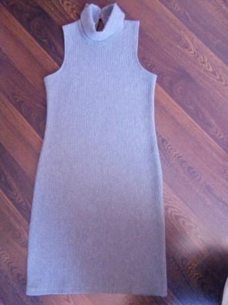 Стильное платьице на девочку. Торецк (Дзержинск). фото 1