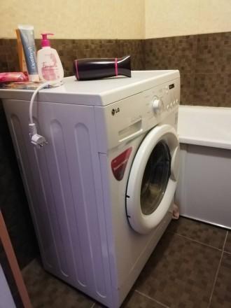 В квартире есть все , что надо для проживания : мебель, техника, посуда, постель. Поселок Котовского, Одесса, Одесская область. фото 10