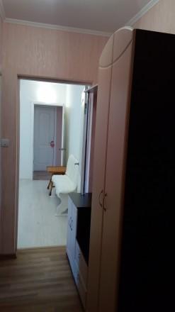 В квартире есть все , что надо для проживания : мебель, техника, посуда, постель. Поселок Котовского, Одесса, Одесская область. фото 5