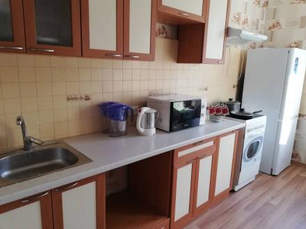 В квартире есть все , что надо для проживания : мебель, техника, посуда, постель. Поселок Котовского, Одесса, Одесская область. фото 2