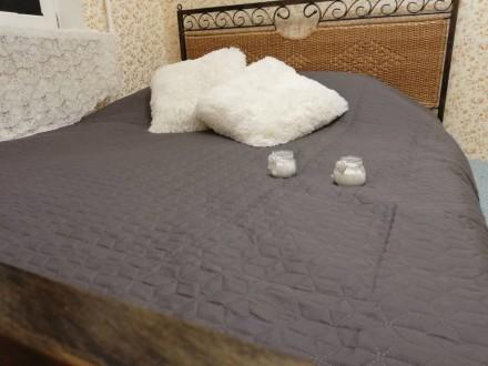 В квартире есть все , что надо для проживания : мебель, техника, посуда, постель. Поселок Котовского, Одесса, Одесская область. фото 8