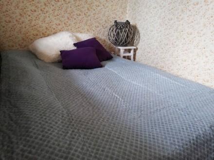 В квартире есть все , что надо для проживания : мебель, техника, посуда, постель. Поселок Котовского, Одесса, Одесская область. фото 9