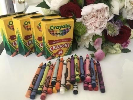 Наборы карандашей Crayons от Crayola. Харьков. фото 1