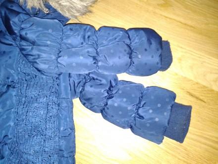 Зимова курточка 95-100 ріст.3-4 рочки Довжина від комірного шва по спині до низ. Львов, Львовская область. фото 5