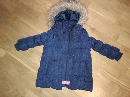 Зимова курточка 95-100 ріст.3-4 рочки Довжина від комірного шва по спині до низ. Львов, Львовская область. фото 3