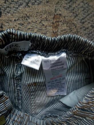модные брюки(штаны, джинсы) р.128. Дружковка. фото 1