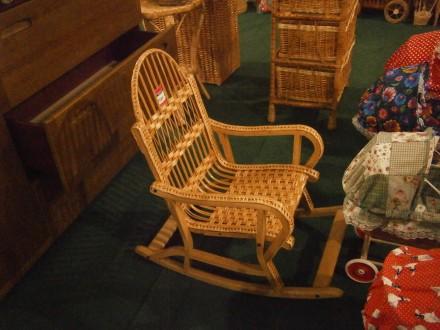 Дитяче крісло-гойдалка. Радомышль. фото 1