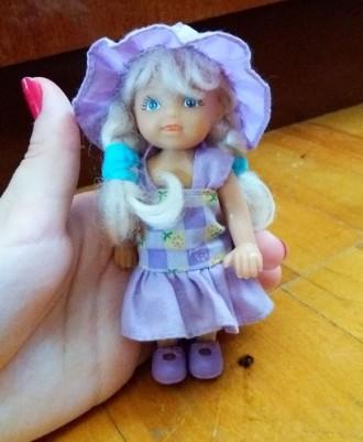 Кукла Барби маленькая (в шляпке). Киев. фото 1