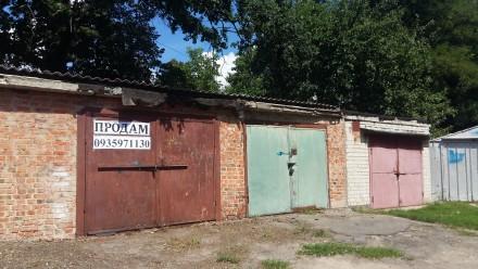 Капитальный гараж в Центре, ул. Горького, район ВАЛа.. Чернигов. фото 1