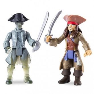 Пираты Карибского моря 5 Набор фигурок 2шт. Киев. фото 1