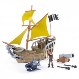 Пираты Карибского моря 5 Пиратский корабль игровой набор. Киев. фото 1