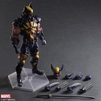 Росомаха Wolverine игрушка фигурка Марвел. Киев. фото 1
