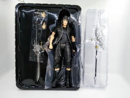 Последняя фантазия Final Fantasy VII игрушка фигурка Ноктис Noctis. Киев. фото 1