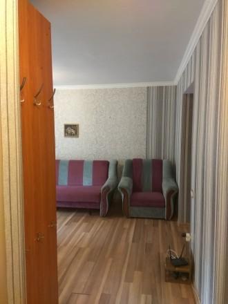 Здається 2-кім.квартира вул. Проспект Миру, 2/5ц. 46м.кв. є 6-спальних місць, по. Ровно, Ровненская область. фото 9